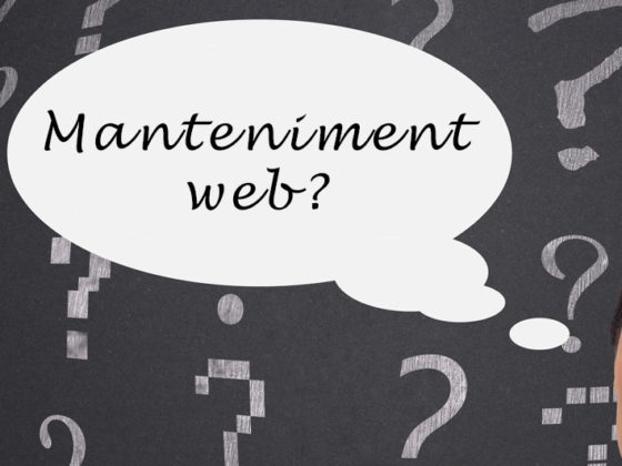 DigitalMakers - manteniment web