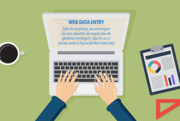 web data entry